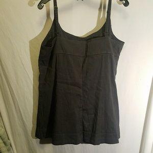 EILEEN FISHER Camisole/slip dress, size Large